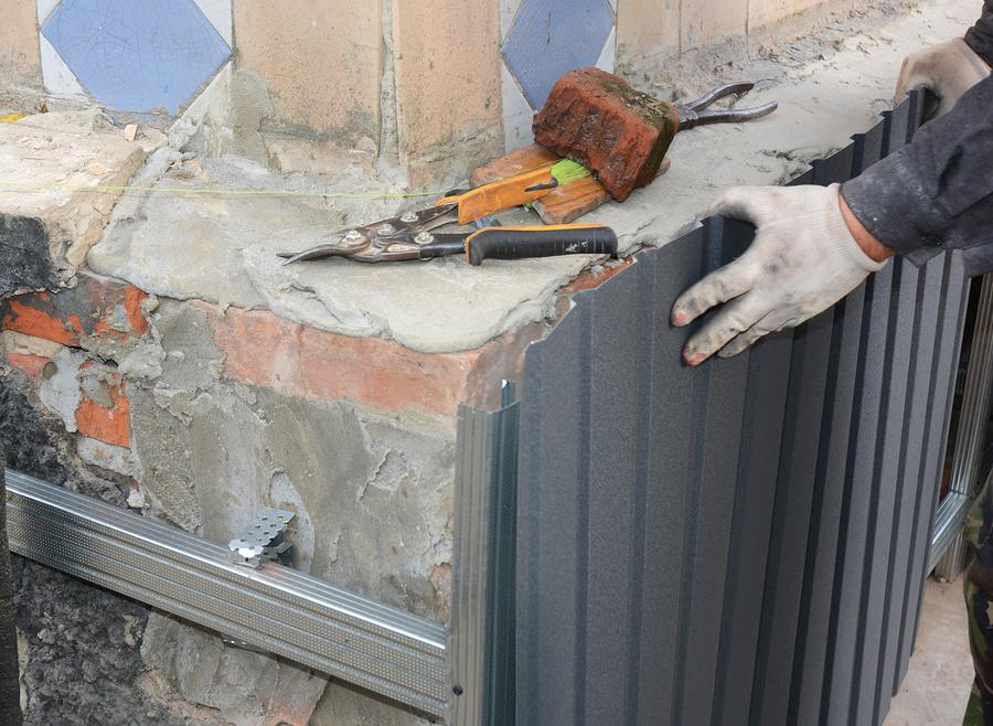 Joliet IL House Foundation Wall Repair Company